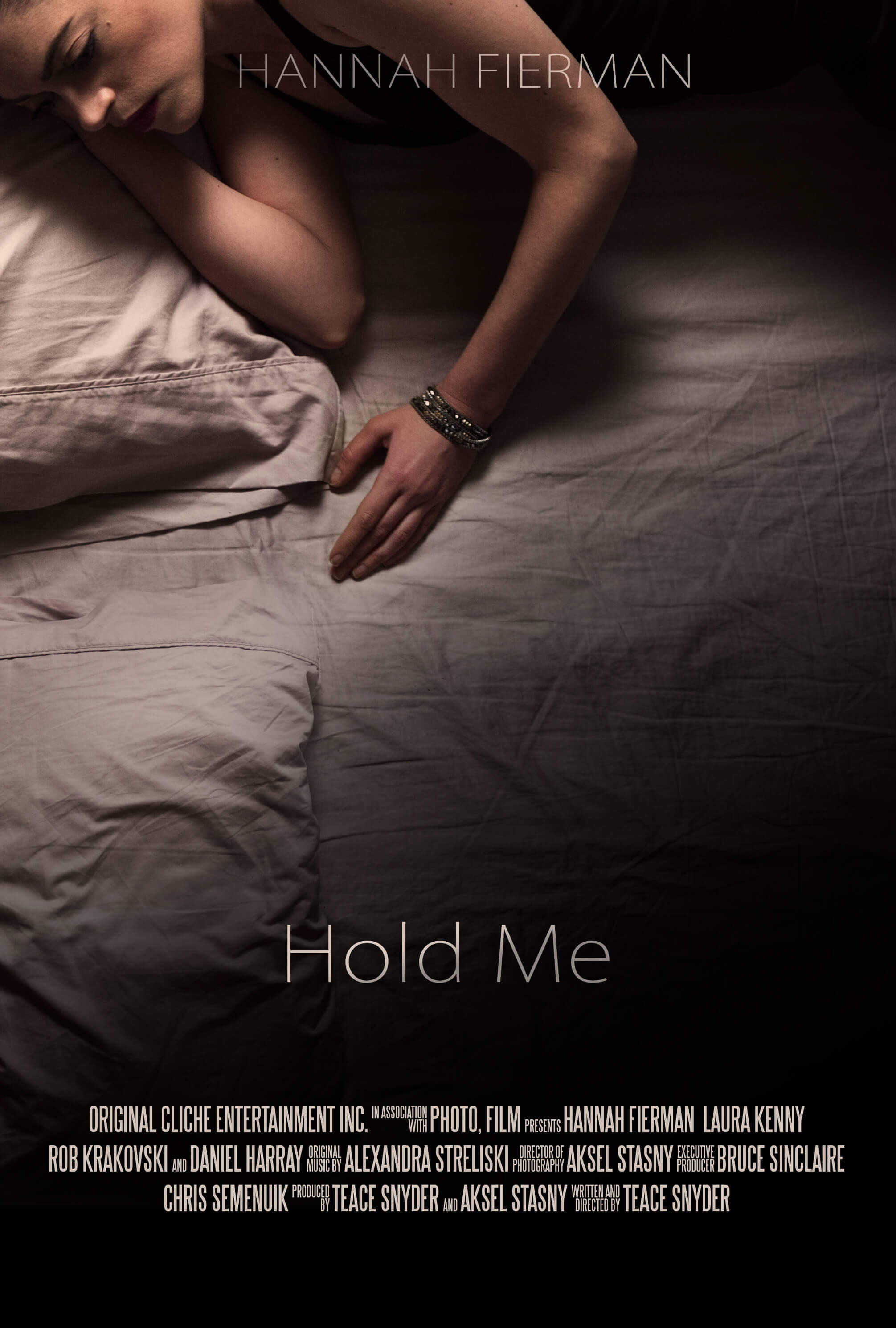 Hold Me the movie poster
